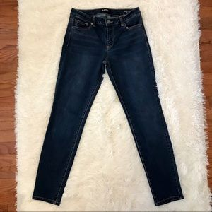 Buffalo David Bitton Pursuit Mid Rise Skinny Jeans